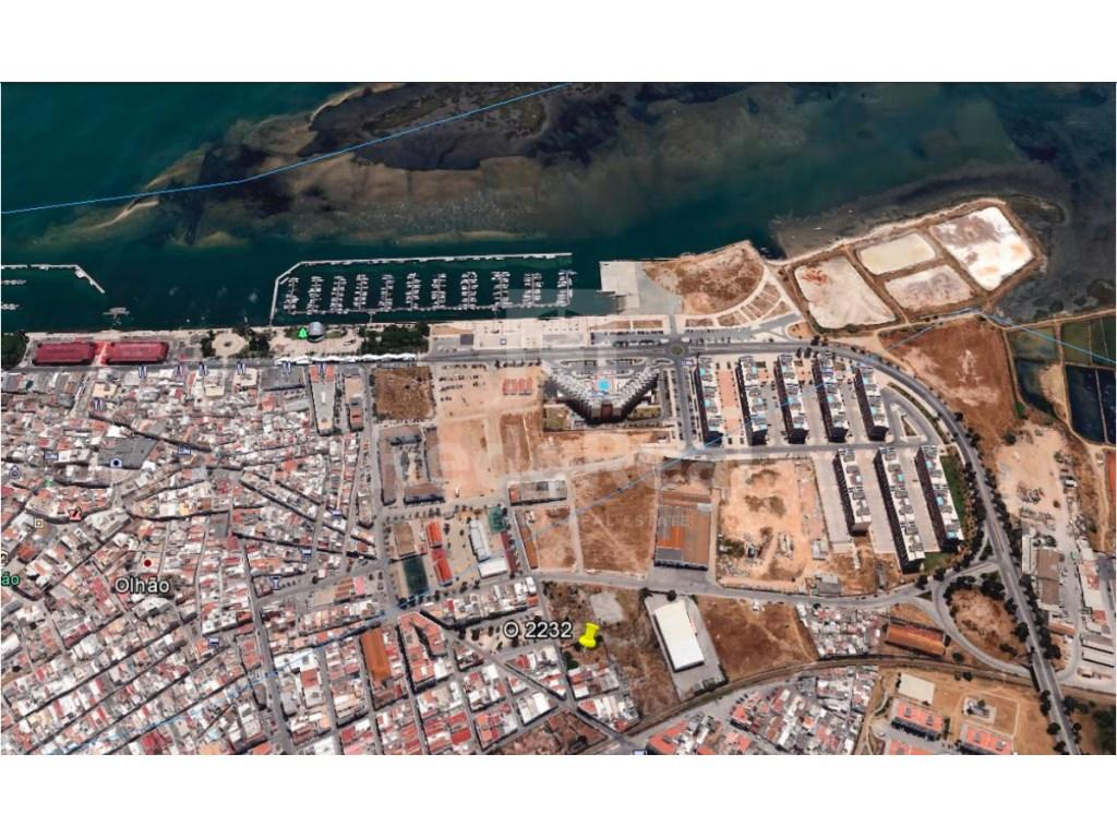 Urban Land in  Olhão (1)