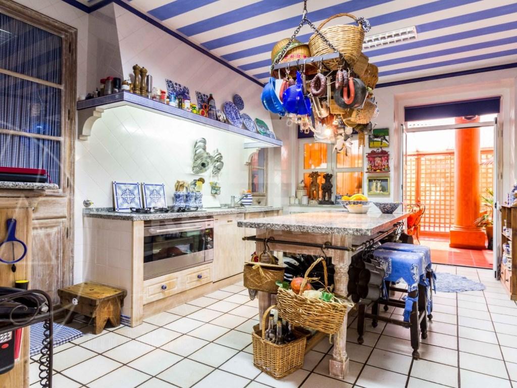 Propriété 6 chambres Bordeira Faro  (5)