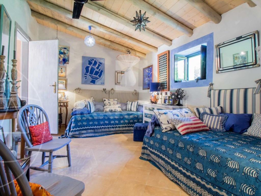 Propriété 6 chambres Bordeira Faro  (32)