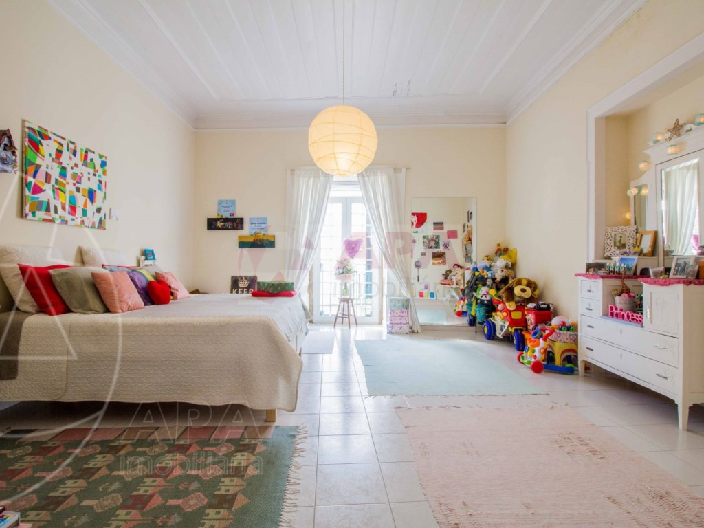 4 Pièces Maison ancienne à Baixa Faro  (22)