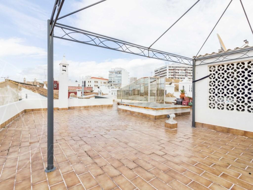 4 Pièces Maison ancienne à Baixa Faro  (32)
