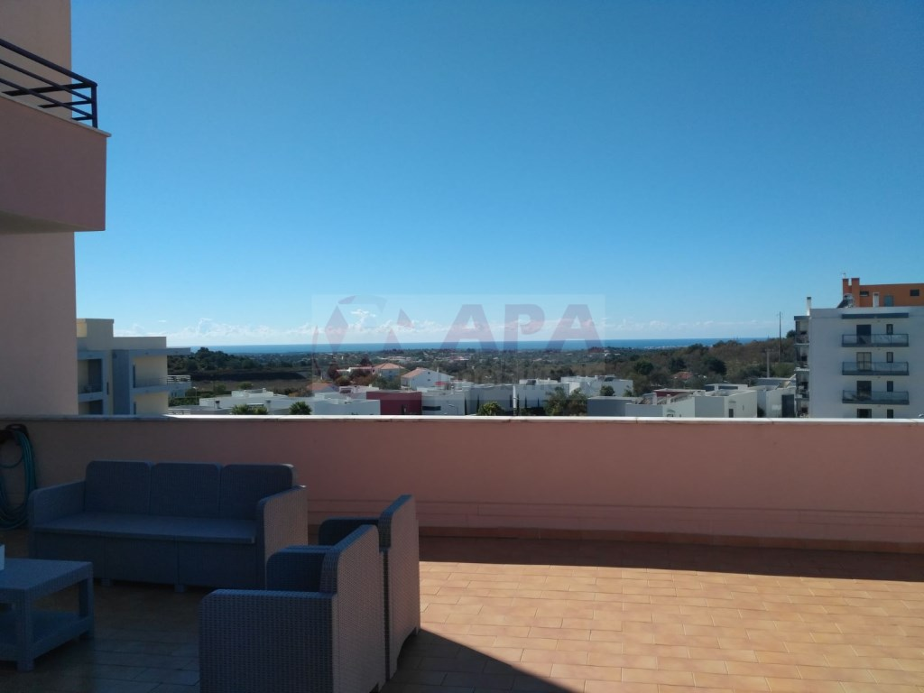 2 Bedroom apartment  sea view in Loulé (24)