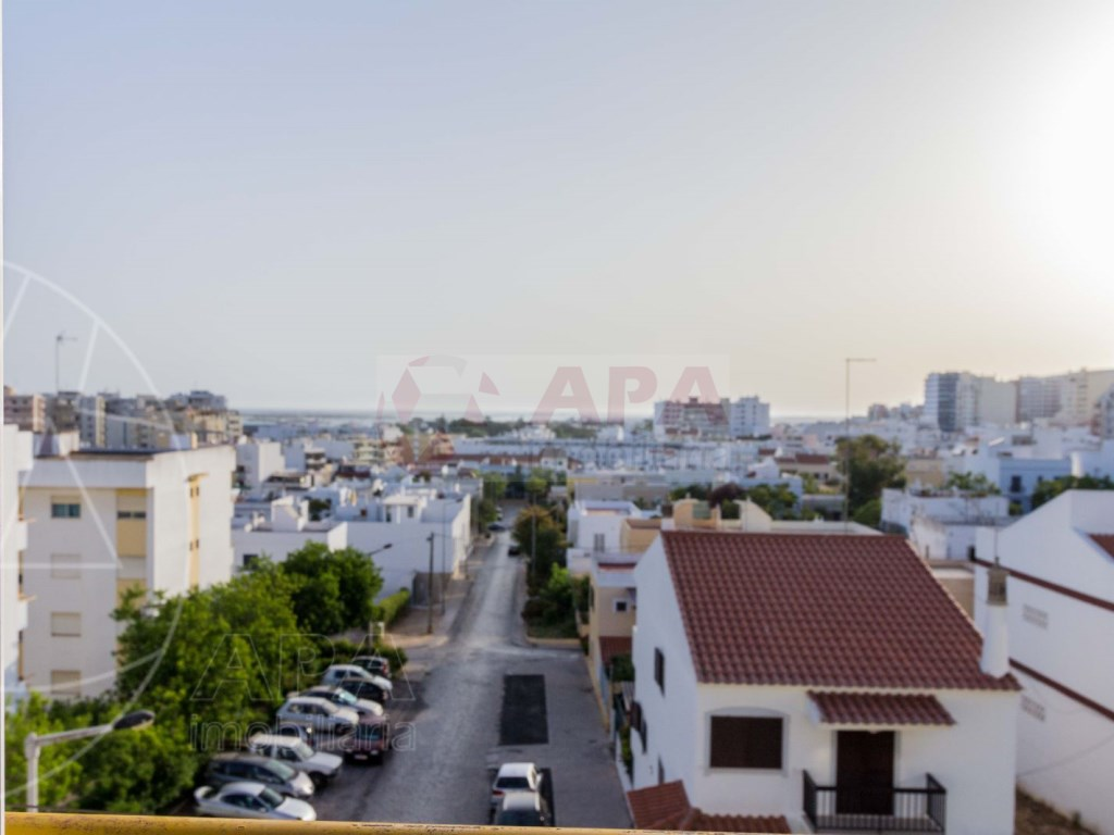 T3 Apartamento in Alto de Santo António, Faro (Sé e São Pedro) (4)
