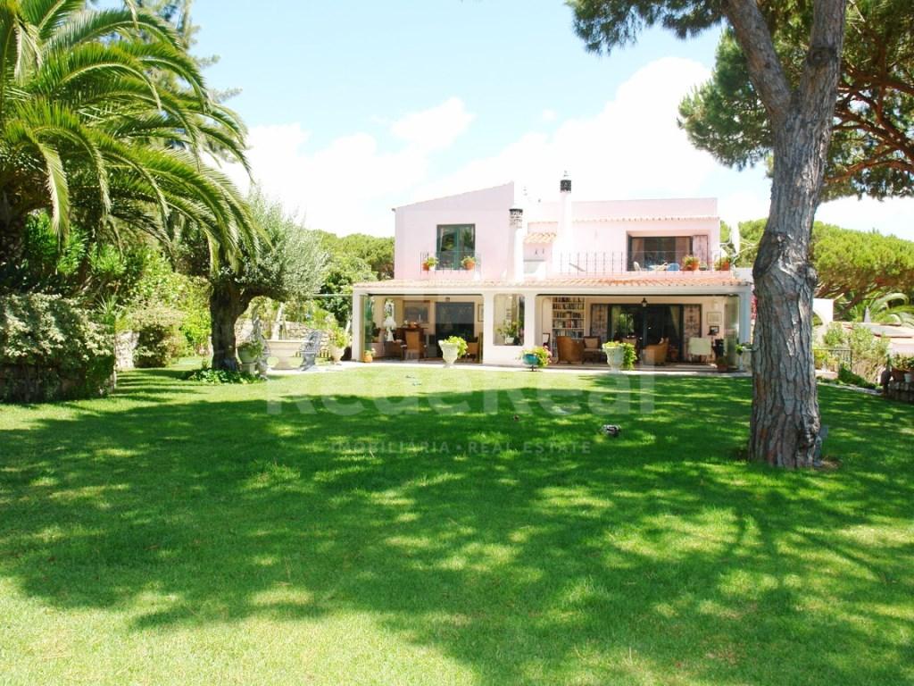 4 Bedroom Villa Vale do Lobo (2)