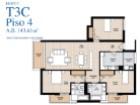 Apartamento T3 › Santa Cruz