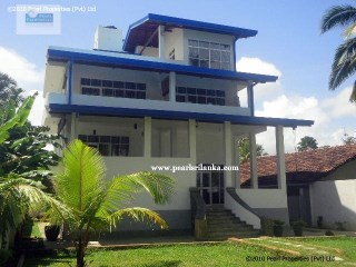 Beach/River Villa/3 Bedroom/ 33 Perches ( Sq.m 825) | 3 Bedrooms | 3WC
