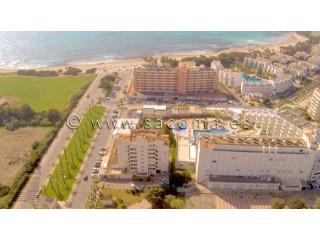 Mallorca, Sa Coma, Apartamento con gran terraza y vistas al mar | 2 Habitaciones | 2WC