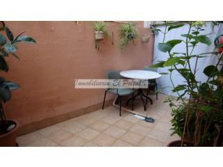 Canet de Mar Piso Exterior  Maria Claret,  con terraza de 40 m2. | 2 Habitaciones | 1WC