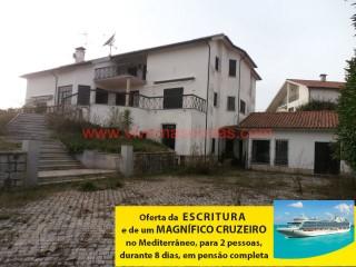 Imóvel de Banco 100% Financiado c/Óptimo Spread. Moradia V5 de 1344m2 na freguesia de Santa Comba Dão. | T5