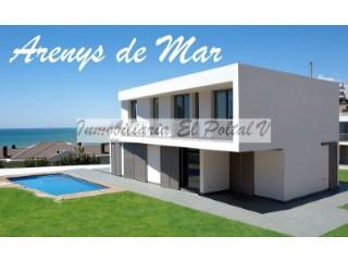 Casa 4 Habitaciones › Arenys de Mar