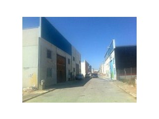 Nave industrial › Marchena |