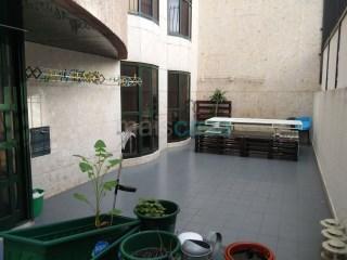 T1 sem mobília com cozinha equipada + terraço grande | T1 | 1WC