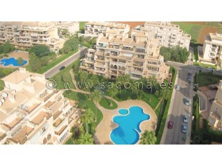 Mallorca, Sa Coma, Opal II, Planta baja con gran terraza | 2 Habitaciones | 2WC