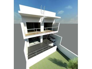 4 Bedrooms Terraced House Conceição e Estoi - For sale