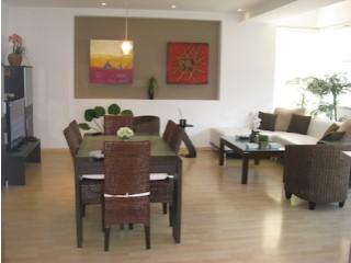 RENTA AMUEBLADO Y EQUIPADO EN SANTA FE. | 2 Habitaciones | 2WC