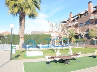 DUPLEX CON PISCINA EN CHURRA | 4 Habitaciones | 3WC