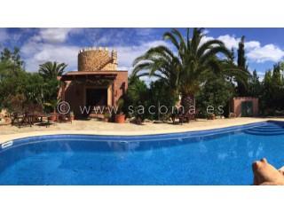 Mallorca, Son Carrio, Romantica finca en venta   3 Habitaciones
