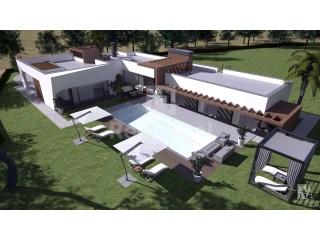 4 Bedrooms House Moncarapacho e Fuseta - For sale