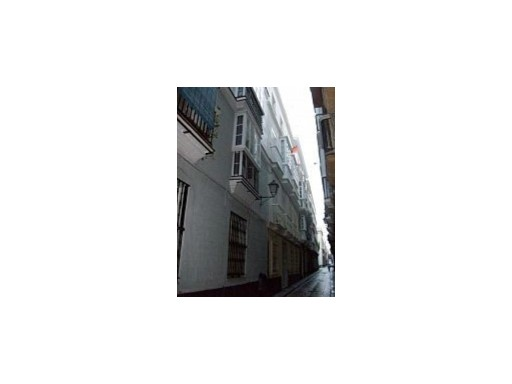 Piso 2 Habitaciones › Cádiz