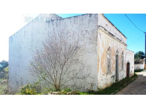 Venda - Casa antiga - Santa Bárbara de Nexe |