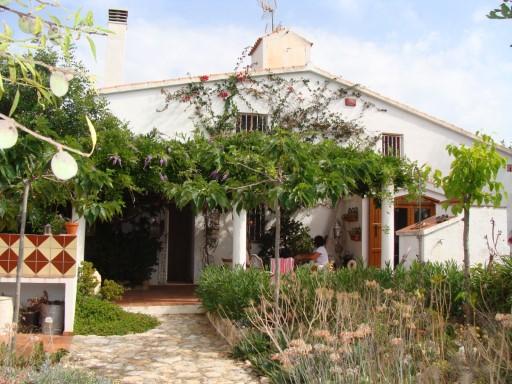 Casa Rústica con Terreno en L'Ametlla de Mar   3 Habitaciones + 2 Estancias