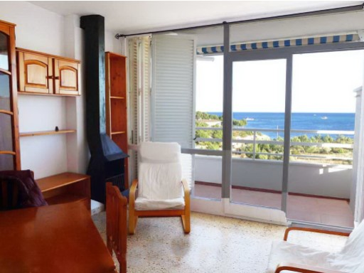 Apartamento en Rocas Doradas, L'Ametlla de Mar | 2 Habitaciones + 2 Estancias