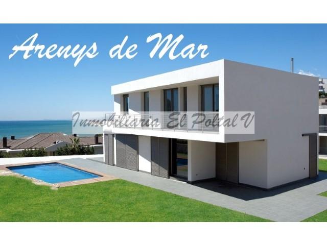 Arenys de Mar CASAS EXCLUSIVAS / DIRECTO PROMOTORES
