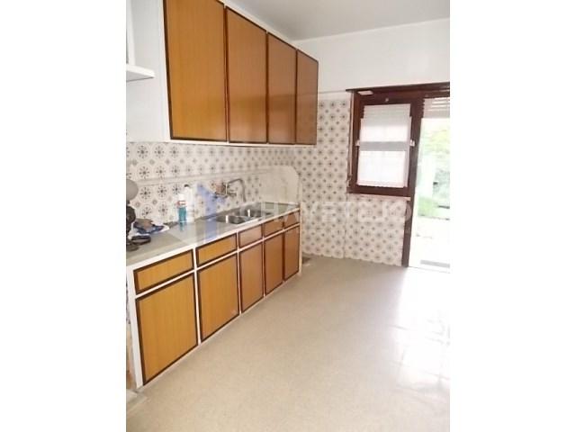 Apartamento T3 com quintal para venda