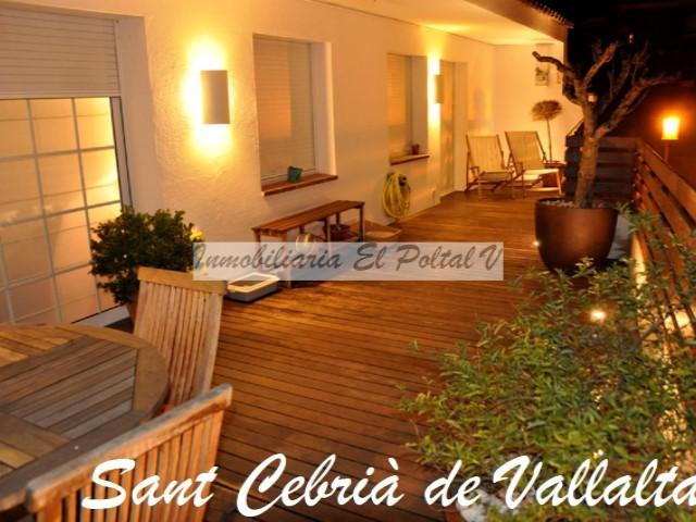 Casa 4 Habitaciones › Sant Cebrià de Vallalta