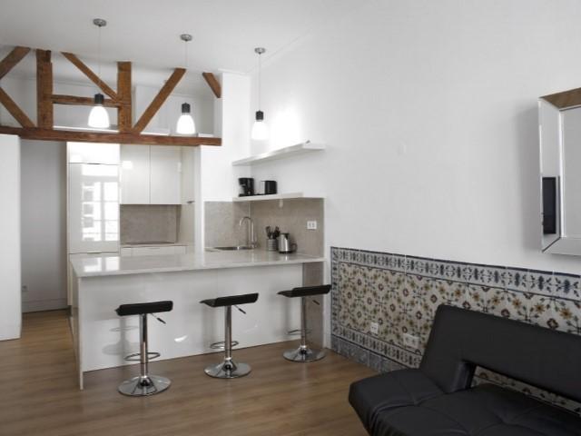 Apartamento T1, 2 assoalhadas, Lisboa, Baixa Pombalina