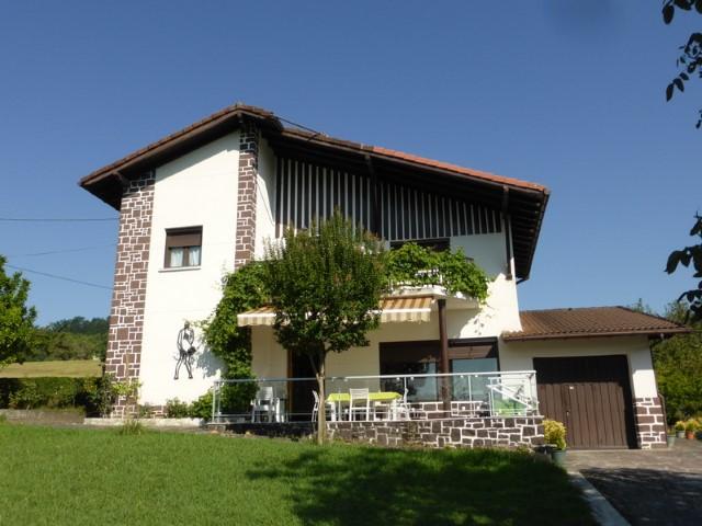 Villa en venta en la campiña, Hondarribia. Amunarriz, agencia inmobiliaria.