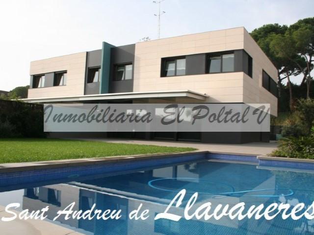 Casas unifamiliares 575 m2. CASAS NUEVAS AL LADO DEL MAR, perteneciente a la promoción Al lado del Port Balís