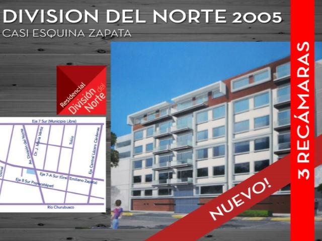 Departamento 3 Habitaciones › Santa Cruz Atoyac