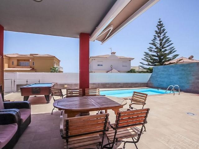 Villa en venta en Sonneland, complejo Residencial Los Olivos. Maspalomas, Gran Canaria.