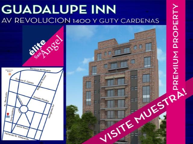 Departamento 3 Habitaciones › Guadalupe Inn