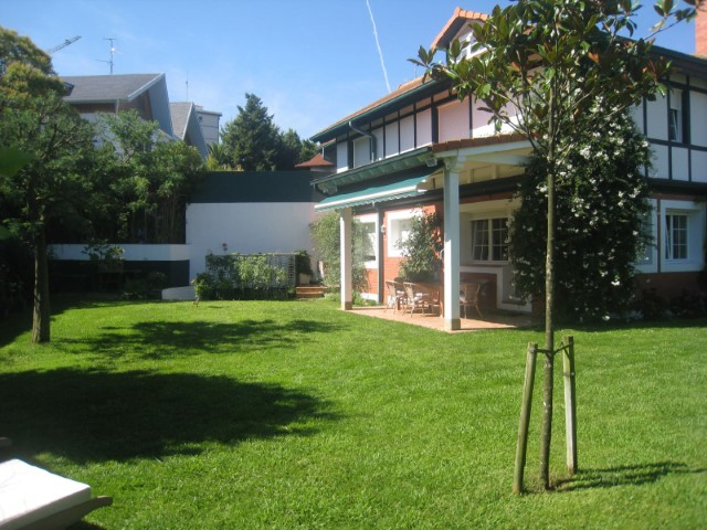 Villa venta Hondarribia. Amunarriz, agencia inmobiliaria.