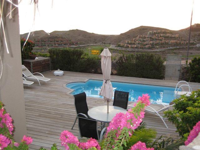 Villa, chalet en venta, en Maspalomas, en el complejo Villa  Golfers. Gran Canaria.