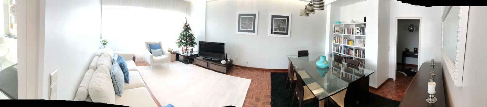 Apartamento T4 renovado no centro de Leiria%1/2