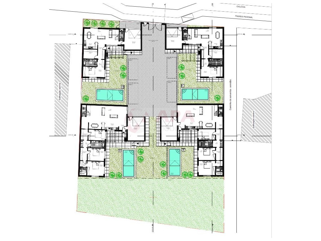 3 Bedrooms House in Monte Gordo (2)