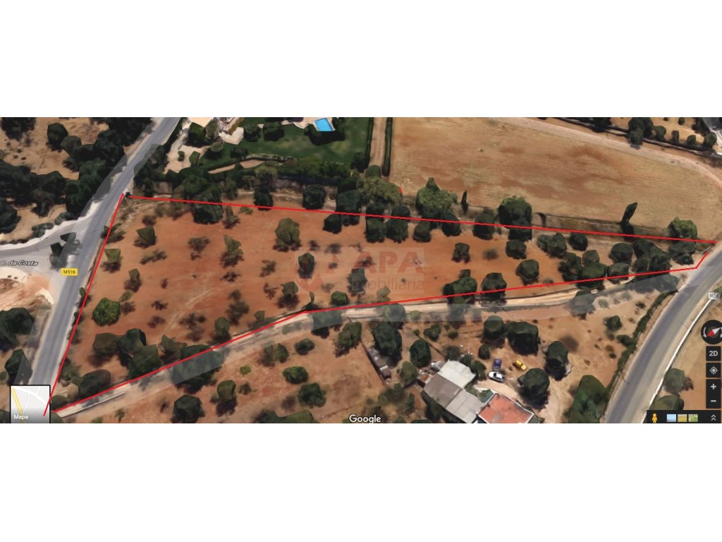 Urban Land in Estói, Conceição e Estoi (1)