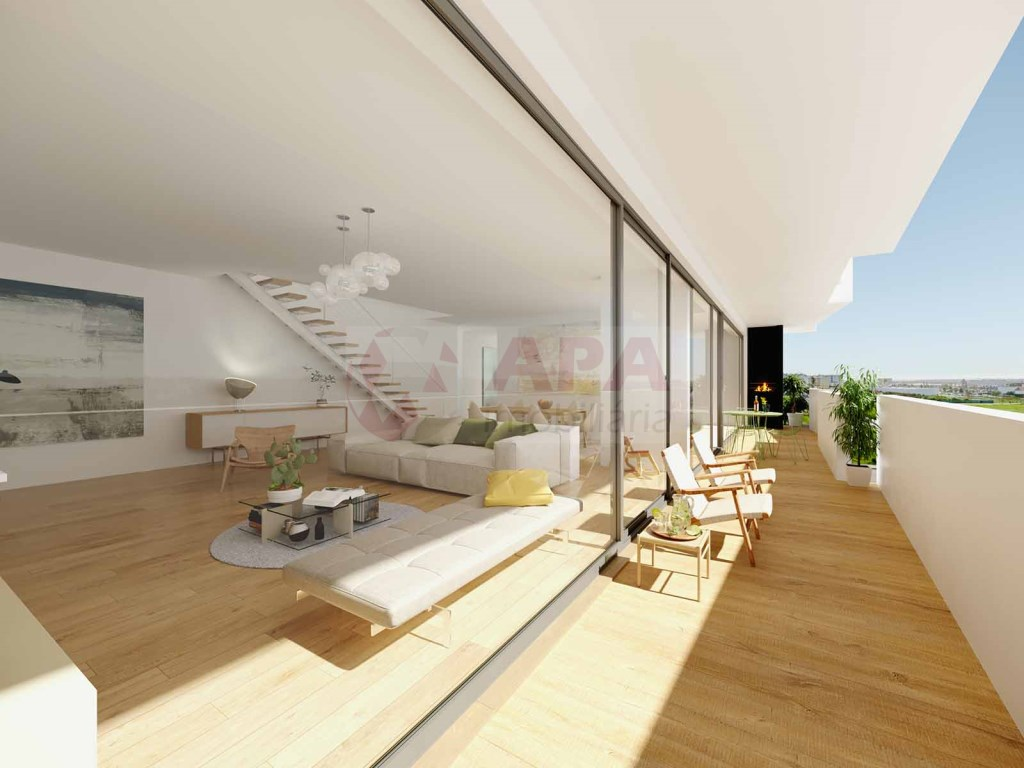 T3 Apartamento in Faro (Sé e São Pedro) (20)