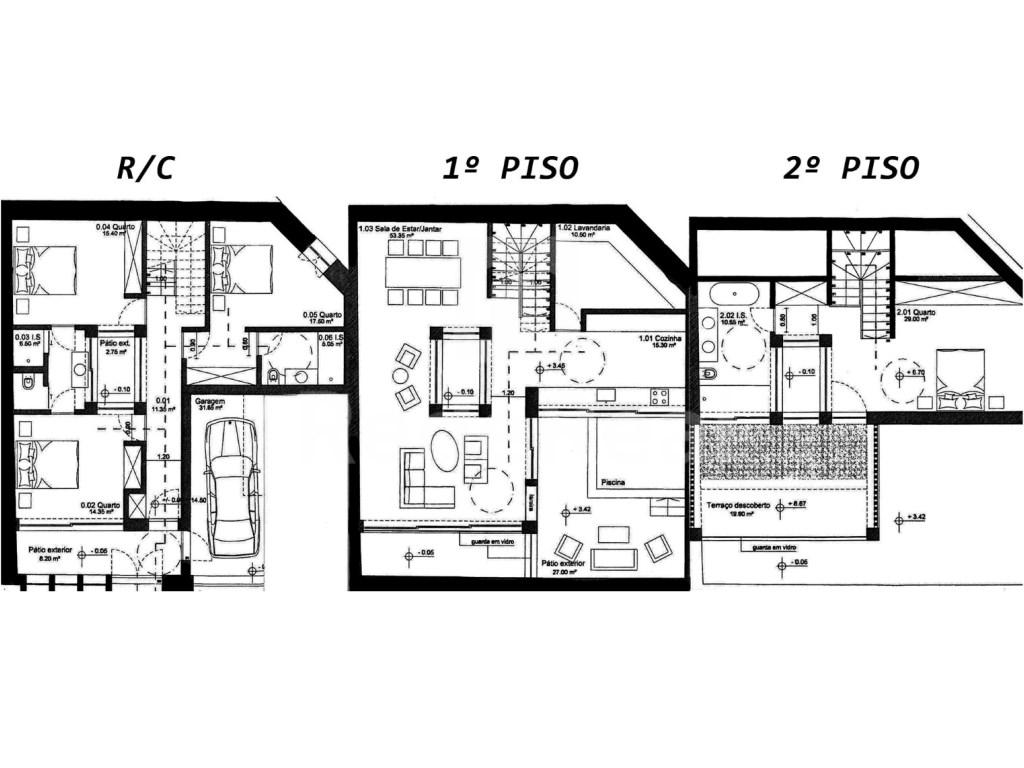 5 Pièces Maison in Faro (Sé e São Pedro) (12)