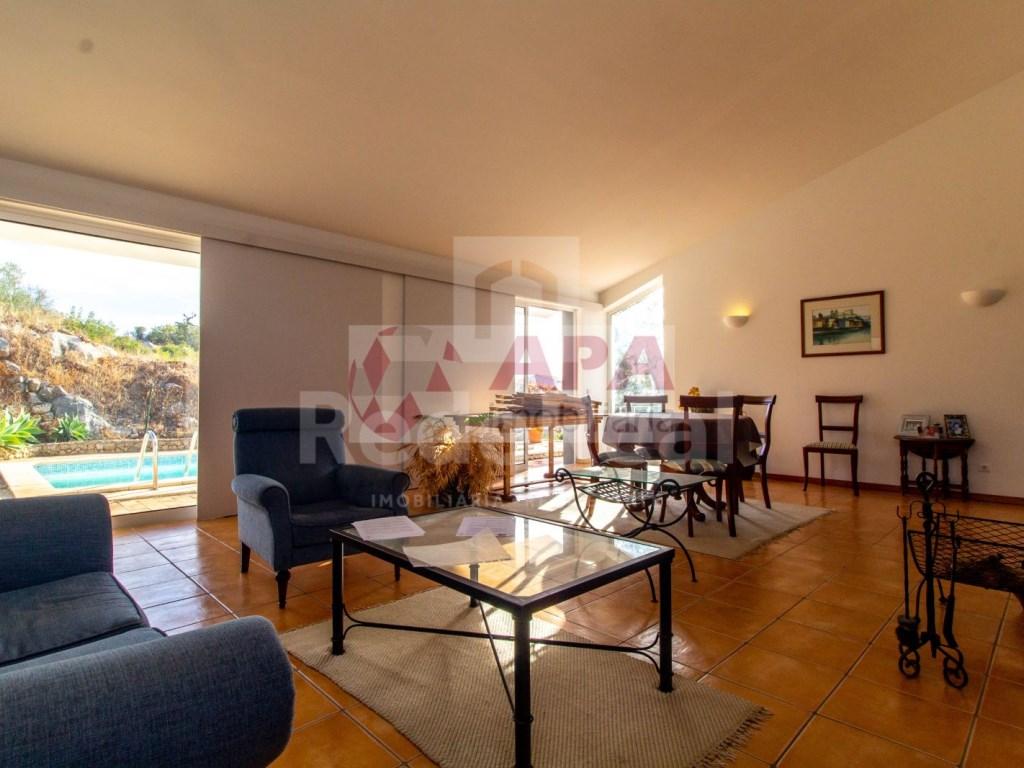 4 Pièces + 1 Chambre intérieur Maison in Moncarapacho e Fuseta (8)