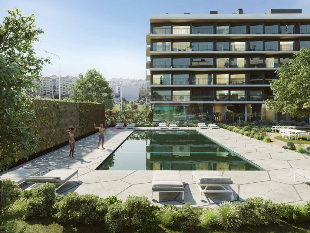 2 Pièces Appartement in Faro (Sé e São Pedro) (19)