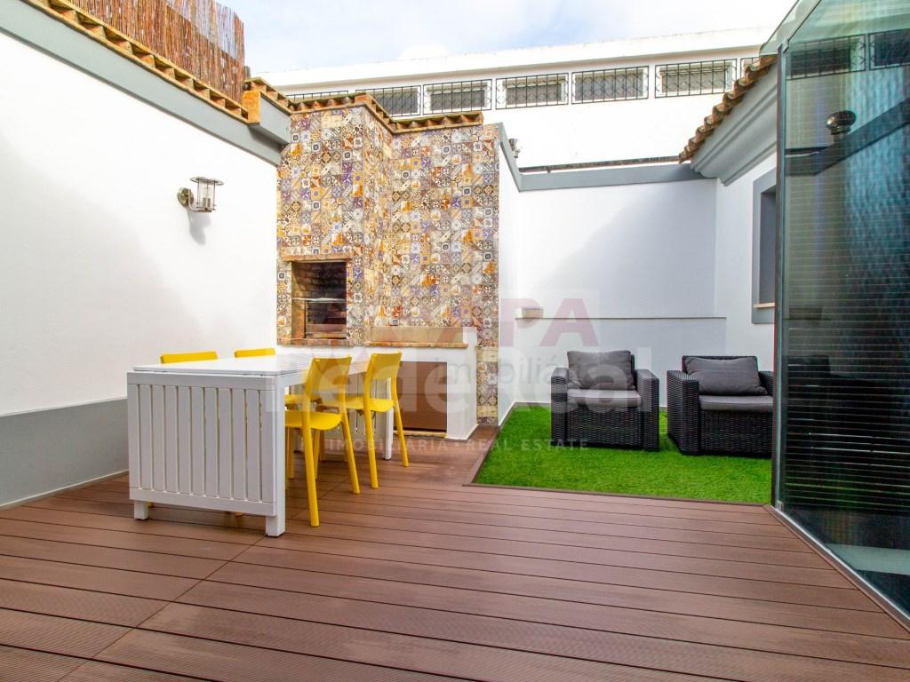 4 Pièces Appartement unique par étage in Faro (Sé e São Pedro) (1)