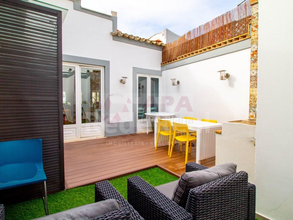 4 Pièces Appartement unique par étage in Faro (Sé e São Pedro) (2)