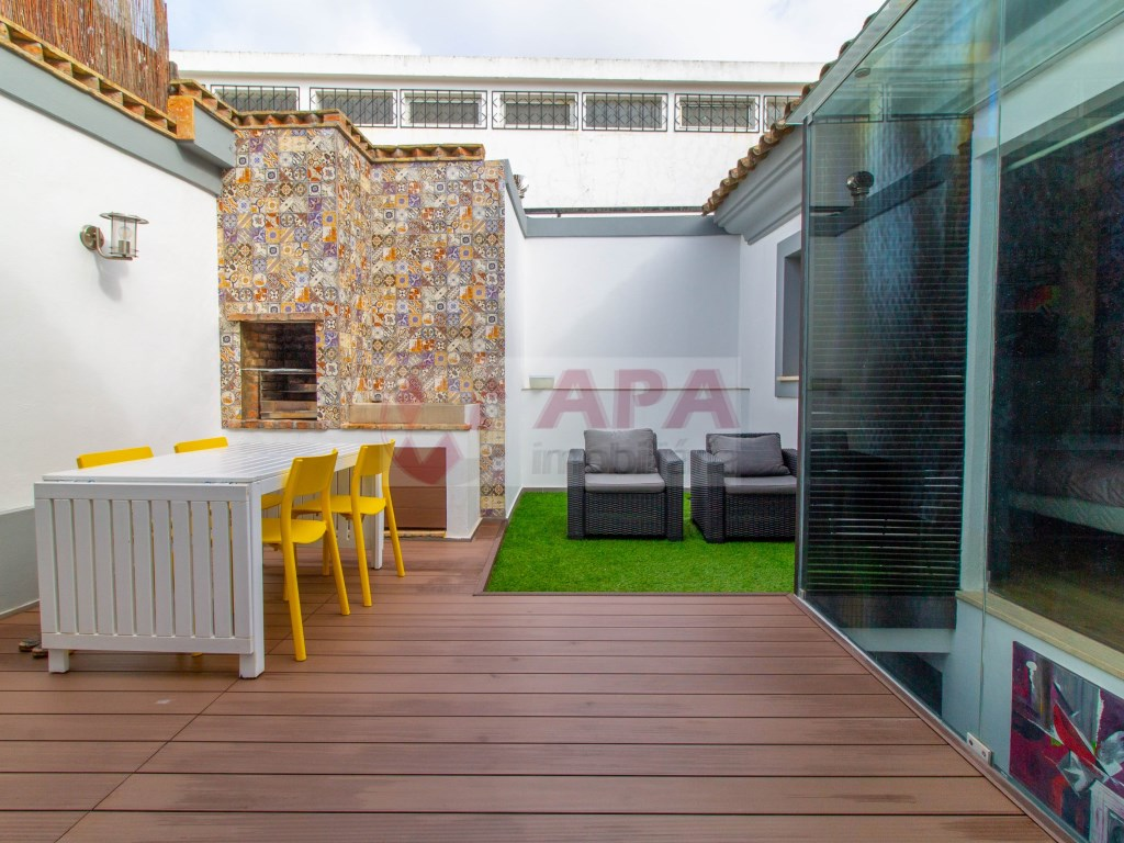 4 Pièces Appartement unique par étage in Faro (Sé e São Pedro) (29)