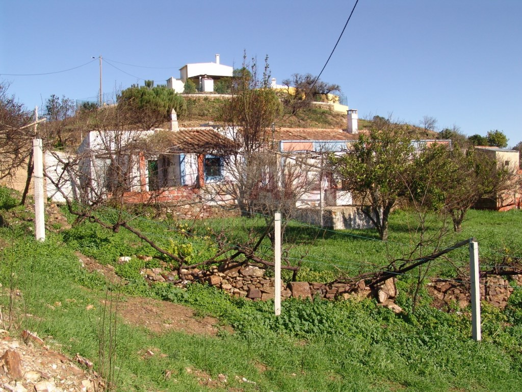 Plot of land with an old house in Tavira (2)