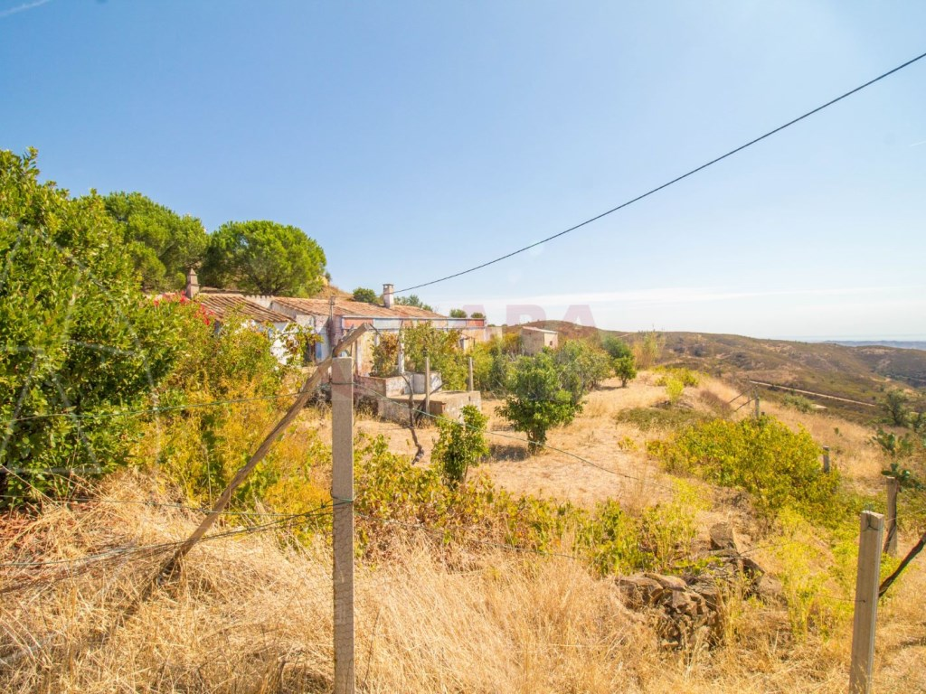 Plot of land with an old house in Tavira (9)