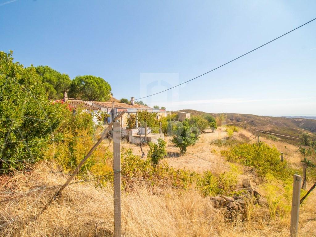 Lote de terreno com casa antiga em Tavira (9)